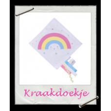 Kraak Doekje - Regenboog